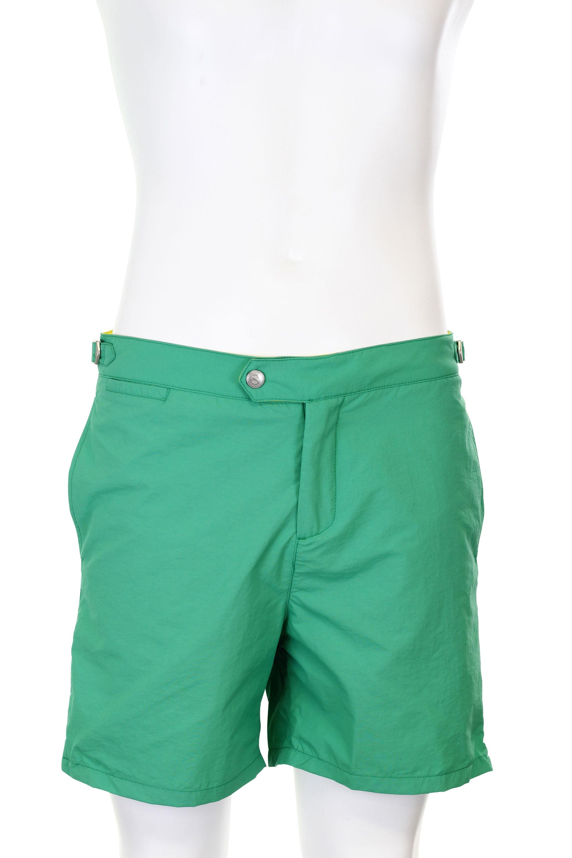 Mint green swimology for Bouton cuisse interieur
