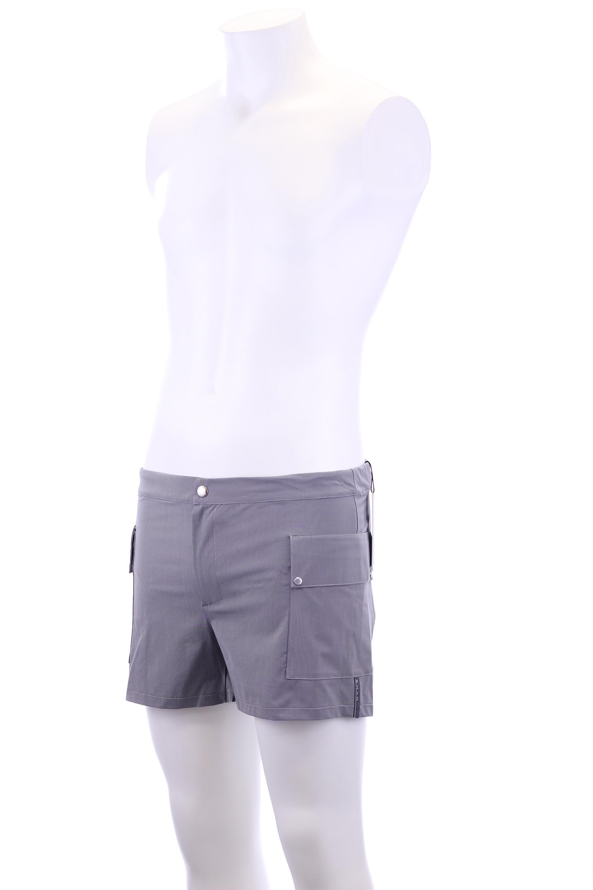 Intemporel grey shan for Bouton cuisse interieur