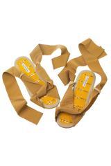 Sandale Yellow rafia