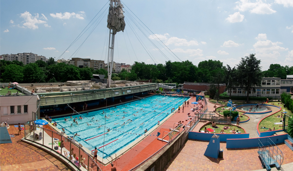 Blog for Piscine 50m paris