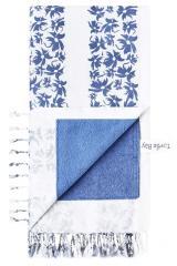 Hawaiian White Blue